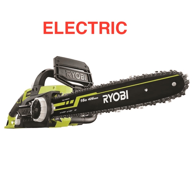 Best Electric Chainsaw In The Uk In 2019 Electric