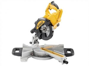 dewalt sliding mitre saw uk
